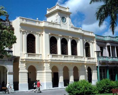 Edificio sede de la emisora CMHW de Villa Clara. Foto: teleyradio.blogia.com