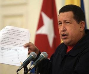 Chávez: La actualización del socialismo, perspectiva común de nuestros pueblos