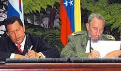 Esta tarde, acto por el Décimo Aniversario del Convenio Integral de Cooperación Cuba-Venezuela