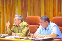 Cuba: Analizó el Consejo de Ministros la propuesta de plan de la economía nacional para el próximo año