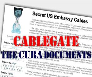 Wikileaks, Cuba y el autismo mediático
