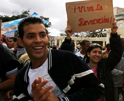 Jóvenes cubanos celebran el Día Internacional de los Derechos Humanos