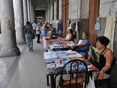 Se incrementa en Cuba el trabajo por cuenta propia para la producción de bienes y servicios