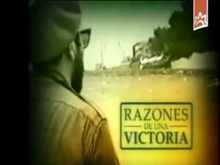 A partir de hoy se transmitirá Razones de una victoria (+SPOT EN VIDEO)