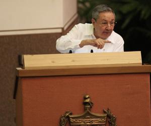 Texto íntegro del discurso de Raúl en las conclusiones del Congreso del PCC (+ Fotos y Videos)