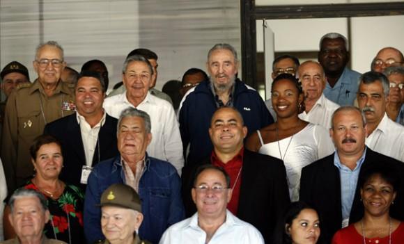 Miembros del Buró Político, el Secretariado y el Comité Central del Partido Comunista de Cuba (+ Foto)