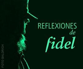 Reflexiones del compañero Fidel: Una declaración brillante y valiente (+ Fotos)