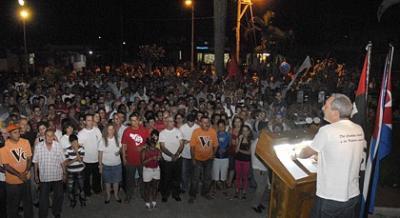 Júbilo en Villa Clara por la condición de Destacada en la emulación nacional por el 26 de Julio