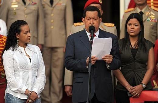 Chávez retornará a Cuba para continuar su tratamiento (+Fotos y Video)