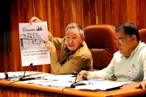 Sesionó reunión ampliada del Consejo de Ministros: Asumir la planificación como herramienta de trabajo
