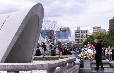 ¡No más Hiroshimas y Nagasakis!