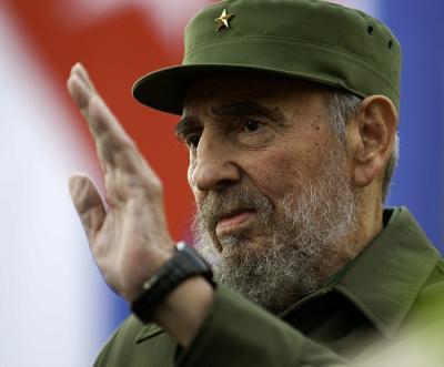 Mis imágenes no alcanzan: Fotorreportaje de Roberto Chile dedicado a Fidel Castro en su cumpleaños 85