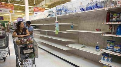 Neoyorquinos se preparan para la llegada del huracán «Irene»
