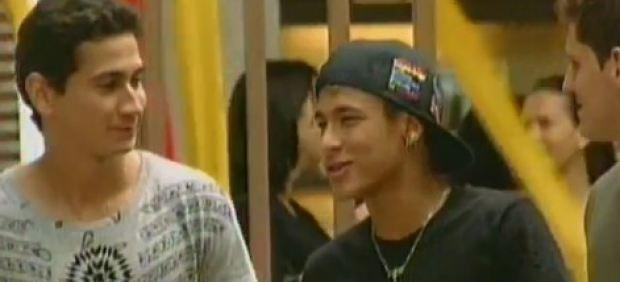 Una telenovela brasileña bate récord de audiencia en un capítulo con Neymar y Ganso