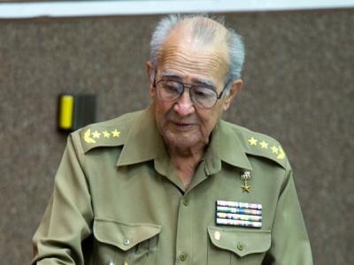 Fallece ministro de las Fuerzas Armadas de Cuba