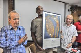 Danny Glover, laureado con el Premio Internacional Tomás Gutiérrez Alea, de la UNEAC, valora los empeños comunes de los cineastas de ambas regiones
