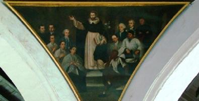 Tesoros y leyendas en Santa María del Rosario