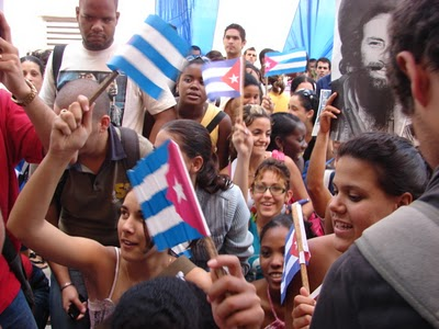 Damas de Blanco intentan nueva provocación imperial en La Habana