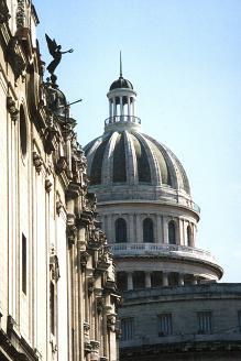 La Habana como fachada