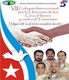 Exigen en coloquio internacional libertad para los Cinco ¡YA! (+Video)