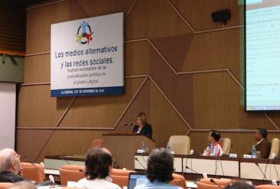 Inauguran en Cuba Taller sobre los medios alternativos y las redes sociales (+Video y Fotos)