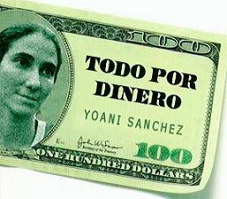El globo de Yoani Sánchez recibe otro soplido