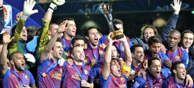 Barcelona se corona Campeón del Mundial de Clubes (4-0)