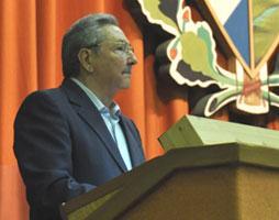 Discurso del General de Ejército Raúl Castro Ruz, Presidente de los Consejos de Estado y de Ministros, en el VIII Período Ordinario de Sesiones de la Asamblea Nacional del Poder Popular, el 23 de diciembre del 2011 (+Audio)
