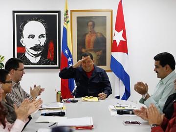 "#ChávezPresente: Presidente venezolano recibirá moderna radioterapia focalizada.  Estudio reveló ""ausencia de lesiones sugestivas de cáncer"""