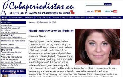 Edmundo García*: Miami tampoco cree en lágrimas