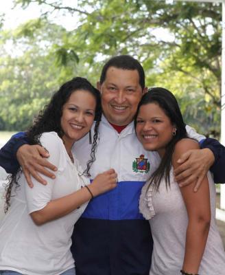 Aché para Chávez