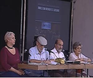 """#Cuba en este momento: Comenzó la presentación de """"Nuestro deber es luchar"""" en 10 ciudades del mundo (+ Streaming)"""