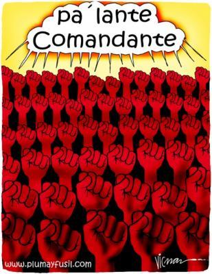 Ventaja del Presidente Chávez crece 2 por ciento mensual