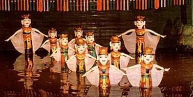 Actuará por primera vez en Cuba compañía de marionetas acuáticas de Viet Nam