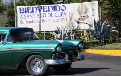 #BenedictoCuba: Santiago de Cuba recibirá al Papa Benedicto XVI