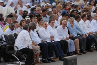 """Santa Misa en Santiago de Cuba: """"Llevamos el orgullo de ser cubanos"""" (+ Fotos)"""