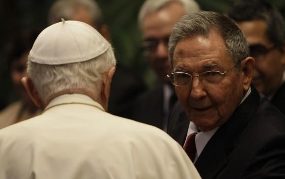 #BenedictoCuba: Discurso de Raúl Castro en la ceremonia de despedida a Su Santidad Benedicto XVI