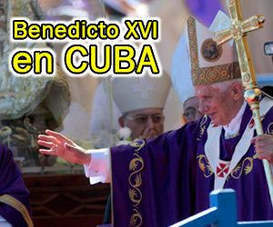 Benedicto XVI envió telegrama a Raúl: Agradece acogida del Gobierno y pueblo cubanos