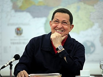 """#TenemosChavezPaRato"""": Desmienten rumores sobre supuesto empeoramiento de la salud de Hugo Chávez"""