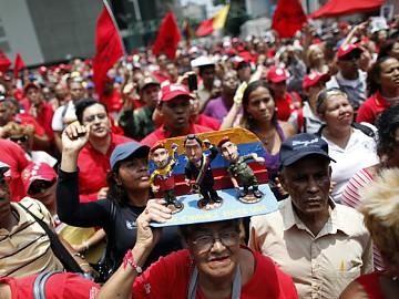 Este 1ro de Mayo, Gran Toma de Caracas por los trabajadores
