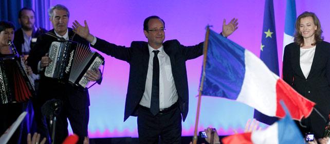 """#Hollande: """"La austeridad no puede seguir siendo una fatalidad"""""""