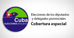 Lista #Cuba para las elecciones generales de este 3 de febrero