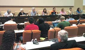 Piden en #Cuba potenciar guerrilla comunicativa a favor de los Cinco