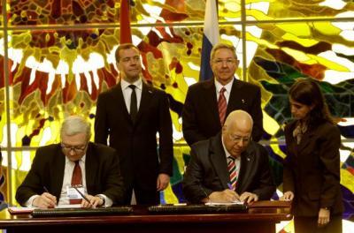 #Cuba y Rusia refuerzan cooperación en varios campos