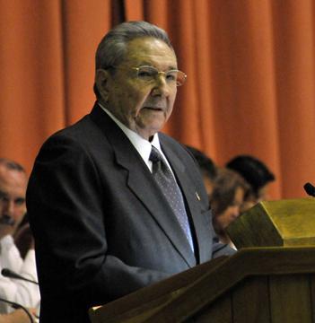 #Cuba Raúl Castro: nuevo Parlamento impulsará actualización socioeconómica