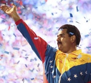 Confirmado e irreversible: #MaduroPresidente de #Venezuela