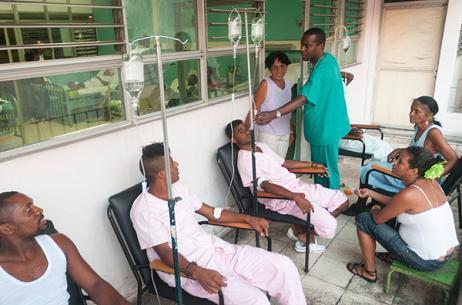 #Cuba La labor coordinada ayudó a salvar muchas vidas
