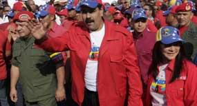 #Venezuela rinde honor y gloria a Hugo #Chávez por el 4 de Febrero