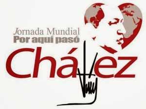 #Cuba Jornada internacional de homenaje a Hugo Chávez