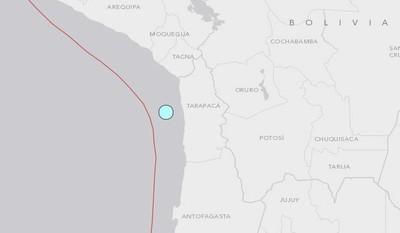 Alerta de tsunami tras terremoto de magnitud 8,3 que impactó el norte chileno